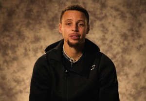 (Stephen Curry on NBA's PSA)